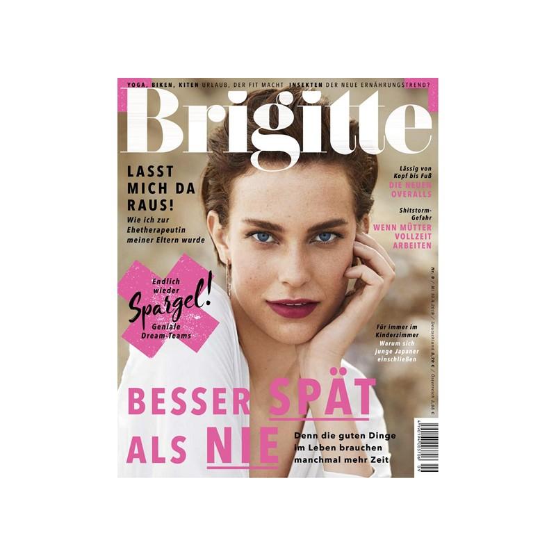 Brigitte Jahresabo 27 Ausgaben Für 200 P 2799 Portofrei