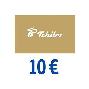 TCHIBO 10 EURO GUTSCHEIN