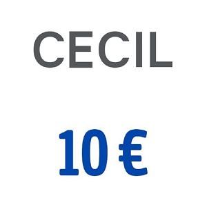 get cheap cheapest well known CECIL Gutschein ab 10€ » Jetzt Punkte einlösen | PAYBACK