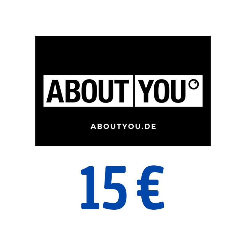 About You Gutschein 15